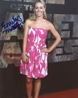 Emily Montague AUTOGRAPH Signed 8x10 Photo B ACOA