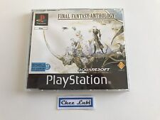 Final Fantasy Anthology - Promo - Sony PlayStation PS1 - FR