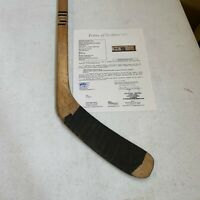 1973-74 Stanley Cup Champion Philadelphia Flyers Team Signed Game Used Stick JSA