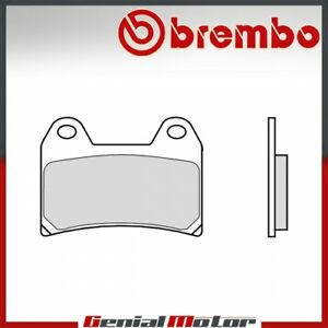 Front Brembo 73 Brake Pads for Bmw R NINE T URBAN GS 1200 2017 > 2018