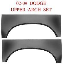 02 09 Dodge Upper Wheel Arch Set, Ram Truck, L&R, NIB, Rear Bed Side 1.2MM Thick