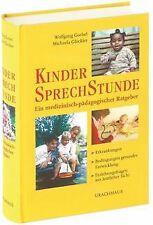 Kindersprechstunde. Ein medizinisch-pädagogischer Ratgeb...   Buch   Zustand gut