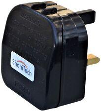 Shanitech usa para Adaptador de enchufe de Reino Unido/chino a Reino Unido Enchufe Convertidor/japonés a