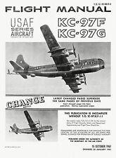 BOEING KC-97F & KC-97G FM + APPENDIX 1 - PERFORMANCE DATA