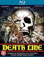 Death Line [Blu-ray] [DVD][Region 2]