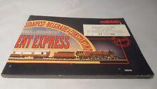 Märklin Z Miniclub Katalog Orientexpress 1988/90