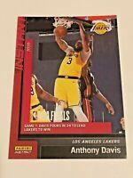 2019-20 Panini Instant Basketball Los Angeles Lakers Set #21 - Anthony Davis