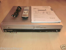 Panasonic dmr-ez49v DVD-grabador/VHS-grabadora de video, con fb&bda, 2j. garantía