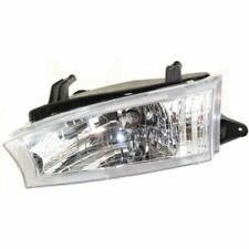 For Legacy 97-99, Driver Side Headlight, Clear Lens
