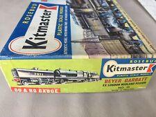 H0 & 00 Rosebud Kitmaster Beyer Garratt Locomotive Plastic Model Kit # 25
