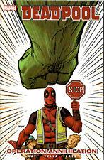 Deadpool Volume 8: Operation Annihilation Tpb Graphic Novel New
