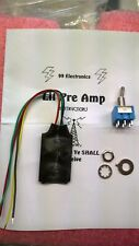 Cb/10 Meter Receive Preamp Gain -30dB To +25dB With Switch 3-30 Mhz 13.8 V New