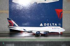 Gemini Jets 1:400 Delta Airlines Boeing 747-400 N669US (GJDAL1356) Model Plane