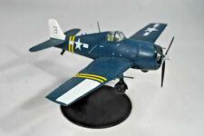 Fertigmodell Flugzeug Metallmodell - Grumman F6F 5N Hellcat - 1:72