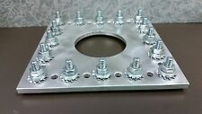Antenna Ground Radial Plate for Gp/Vertical 32/64 radials with S S Hardware