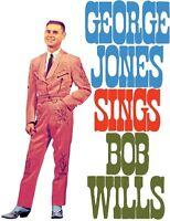 George Jones - Sings Bob Wills [New CD] UK - Import
