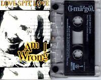 Love Spit Love Am I Wrong 1994 Cassette Tape Single Pop Dance Rock