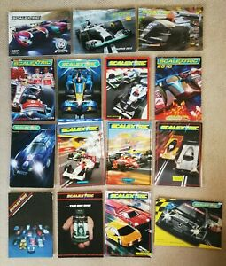 15 Scalextric Catalogues between 2017 58th edition & 1979 edition 20 - used