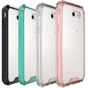 For Samsung Galaxy J3 (2017) Exact Prism Series Complete Protector Hybrid Case
