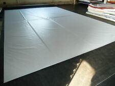 PVC Netz Sichtschutz   9m x 5m ca.300g/g/m² Weiß B-Ware Nicht Wasserdicht!