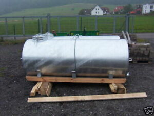 Wasserfass Weidefass verzinkt 1000 L Tränkebecken  Kuh  Pferd Schaf  Traktor