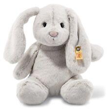 """Steiff Soft Cuddly Friends Hoppie Rabbit Hase 11"""" Medium 080470"""