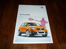 VW Cross Polo Prospekt 05/2008