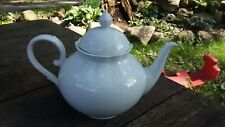 Kaiser All White ROMANTICA Tea Pot Teapot