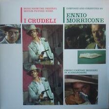 Ennio Morricone - The Cruel Ones OST LP Spaghetti Western Soundtrack Bella Casa
