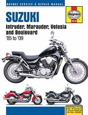 Suzuki Intruder Volusia Marauder 700 750 800 Boulevard C50 M50 REPAIR MANUAL
