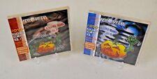 HELLOWEEN Karaoke Remix Vol. 1 & 2 (CD, 1998) BRAND NEW SEALED JAPAN VICP