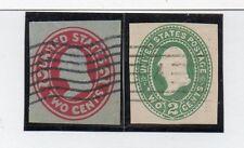 Estados Unidos Valores de enteros postales (CJ-403)