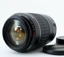 【Excellent】Canon EF 55-200mm F4.5-5.6 Ⅱ USM From Japan 667505