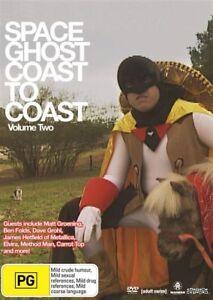 Space Ghost Coast To Coast : Season 2 (DVD, 2008, 2-Disc Set)