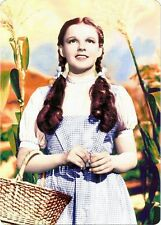 Judy Garland as DOROTHY GALE metal sign for fan of The Wizard of Oz Wicked Witch