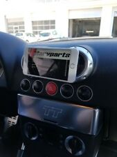 Audi TT Coupé Roadster RS 8N Handyhalter Magnethalter Carbonoptik Handyhalterung