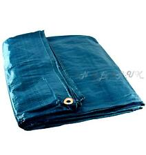 Large tarpaulin / groundsheet / boat cover 2m x 3m tarp small tent logs winter