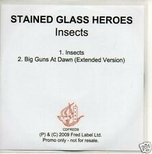 (751T) Stained Glass Heroes, Insects - DJ CD