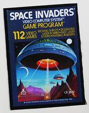 Atari 2600 classic case cover art thermocollants Patch-Idéal Pour Votre Sac Veste /...