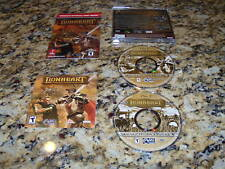 Lionheart Legacy Of The Crusader (PC, 2003) Game Complete (Mint)