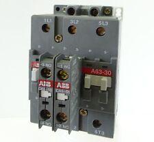 ABB b40 leistungsschütz TELERUTTORE CONTACTOR 18,5kw in bobina 400v 220//230v 50hz