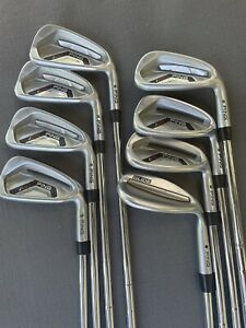 PING i25 IRONS $300