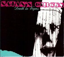Death In Vegas - Satan's Circus - 2 CD, Digipak, CD 2: Live At Brixton, NEU