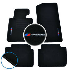 TAPIS SOL BMW SERIE 3 E46 COUPE 318 320ci MOQUETTE LOGO PERFORMANCE M SPECIFIQUE
