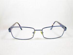 Versace MOD.1209 1326 53/17 140 Italy Designer Eyeglass Frames Glasses