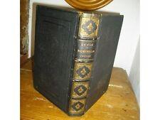 ROBINSON CRUSOE DE FOE ILLUSTRATION GRANDVILLE ca 1850 GARNIER