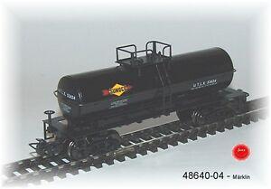 "Märklin 48640-04 Ein US Tin Plate Tank Car ""SUNOCO"" 4-achsig #NEU in OVP#"