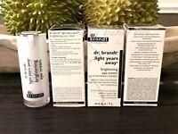1 Dr. Brandt Light Years Away Brightening Eye Cream 0.5 oz +🎁 FRESH Exp 2/2021