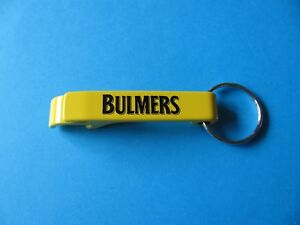 Bulmers Cider, Key-ring / Bottle Opener. VGC. Unused. Metal.
