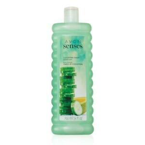 Avon Senses Cucumber Melon Bubble Bath Product of Avon Bain-mousse 24 Ounces
